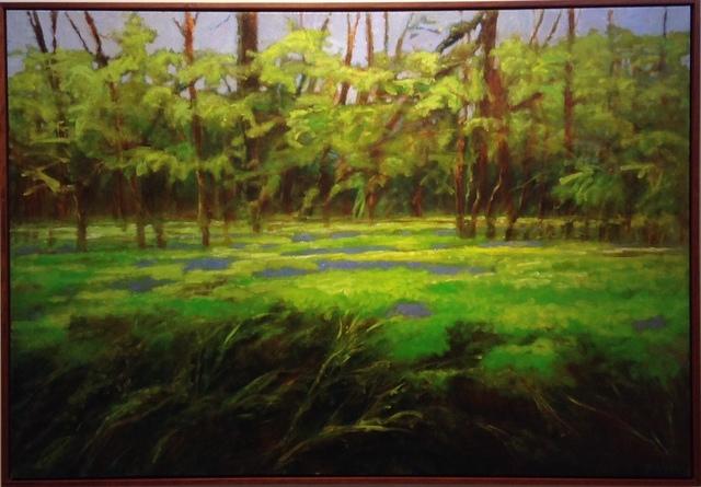 Ellen Glasgow, 'Blue Bells', 2017, Atrium Gallery