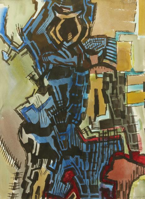 , 'Untitled 1953 (0008),' 1953, Addison Rowe Gallery