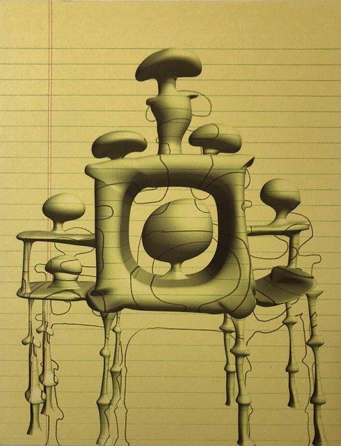 Charles Long | Digital Iris Print