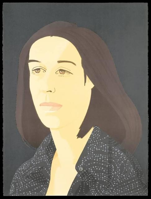 Alex Katz, 'Ada Four Times (3) ', 1980, Hirth Fine Art