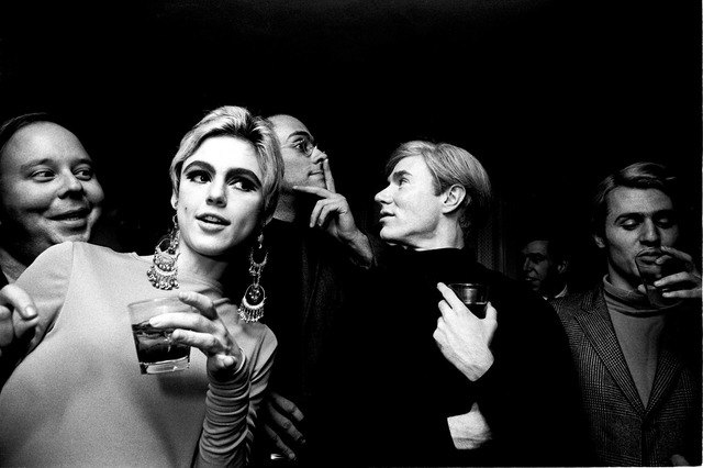 , 'Warhol and Sedgwick Entourage, NYC,' 1965, Atlas Gallery