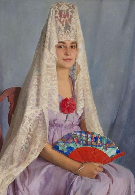 , 'Antonita va a los Toros (Antoñita going to the Bulls),' 1919-1972, M.S. Rau Antiques