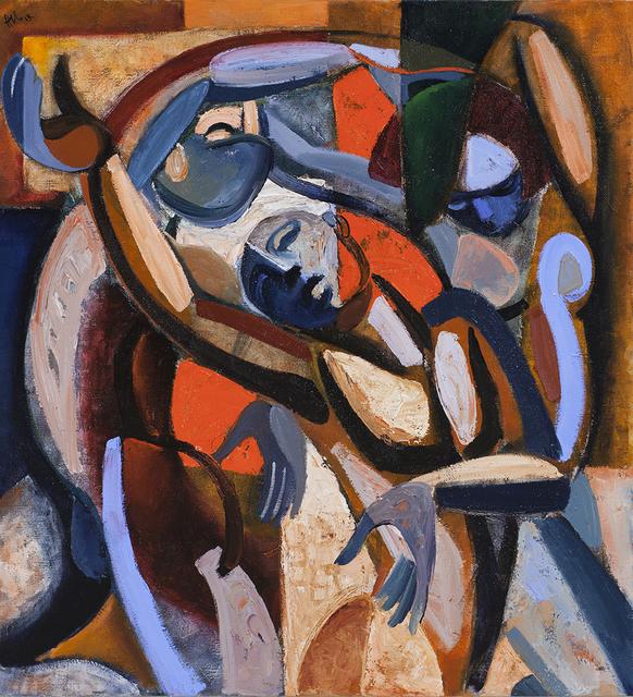 , ''Bacchanal',' 2015, Johans Borman Fine Art