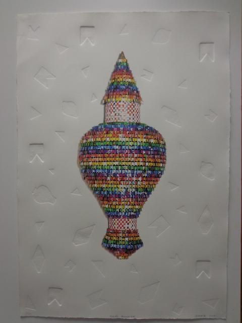 , 'Balão Foguete,' 2014, Sergio Gonçalves Galeria