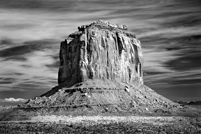 Mitch Dobrowner, 'Merrick Butte', ca. 2008, photo-eye Gallery