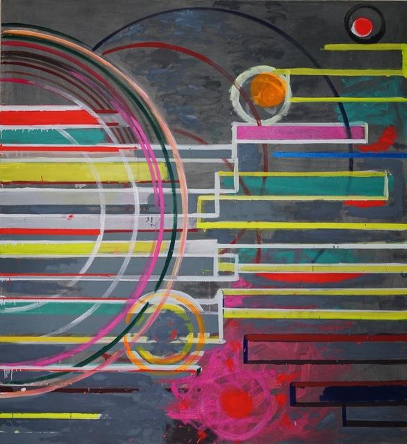 , 'Falling Sun,' , Galería Tiro Al Blanco