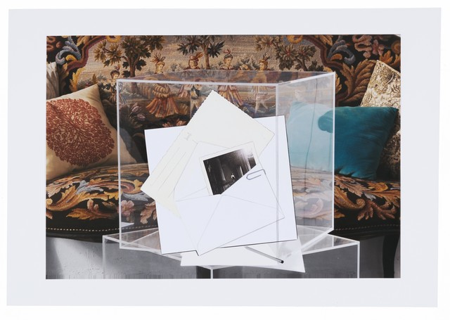 """, 'Studio per """"Sala d'attesa"""" (Bergamo, inverno 1944-45),' 2011-2012, Repetto Gallery"""