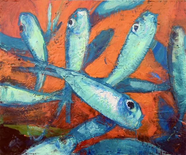 , 'Up Down Around,' , Addison Art Gallery