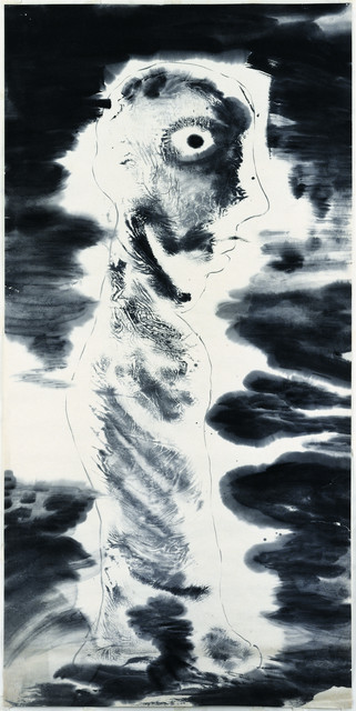 , 'Adept,' 1993, Ink Studio