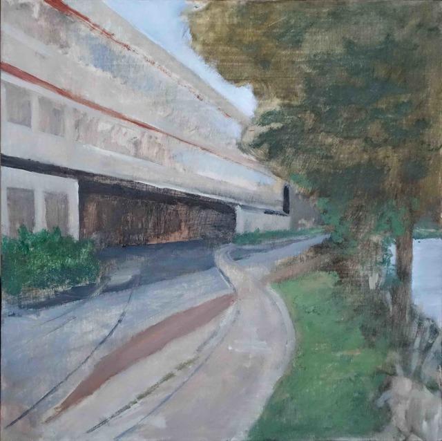 , 'Zone industrielle Bonneuil-sur-Marne,' 2017, Galerie Pixi - Marie Victoire Poliakoff