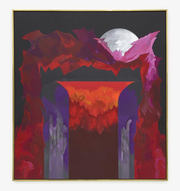 Sonia Gechtoff, 'Paestum', 1991, Painting, Acrylic on canvas, David Richard Gallery