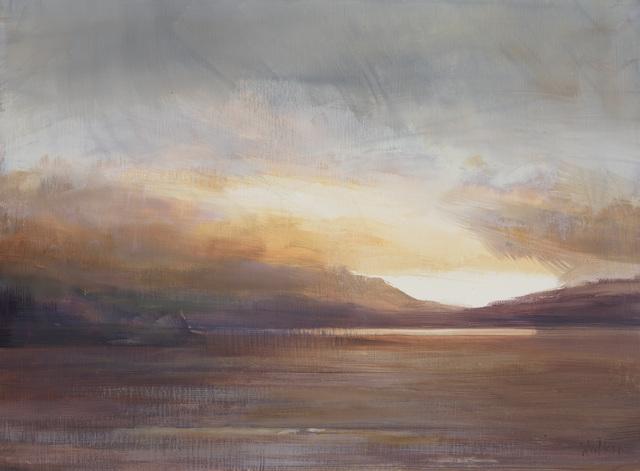 , 'September Light,' 2017, Thackeray Gallery