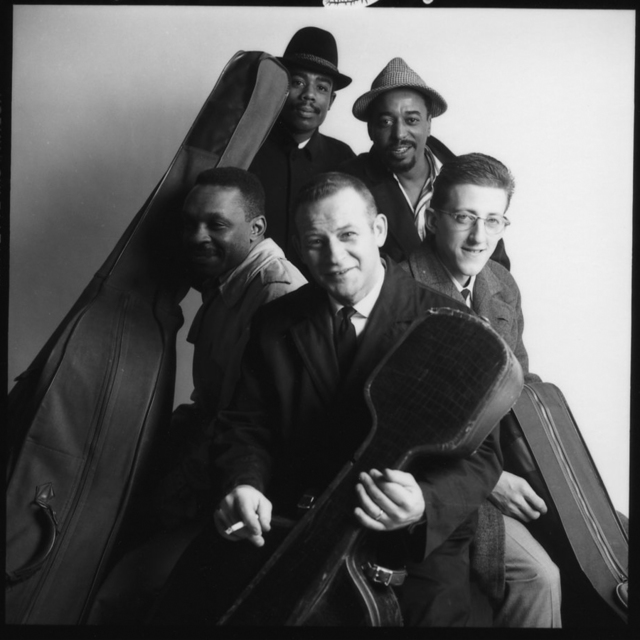 , 'Chico Hamilton Quintet,' 1962, Staley-Wise Gallery