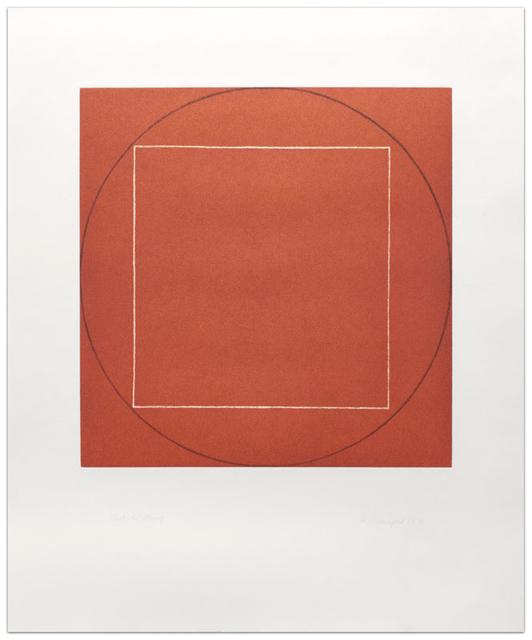 Robert Mangold, 'Untitled (from Seven Aquatints)', 1973, Upsilon Gallery