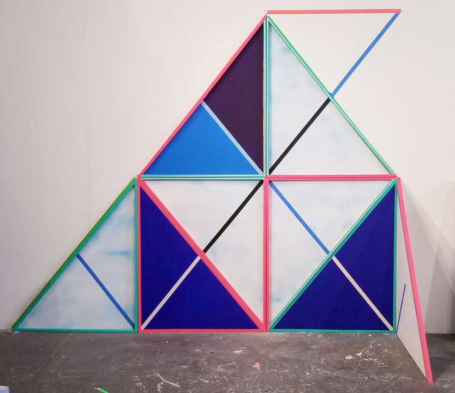 , 'Fold,' 2018, Mindy Solomon Gallery