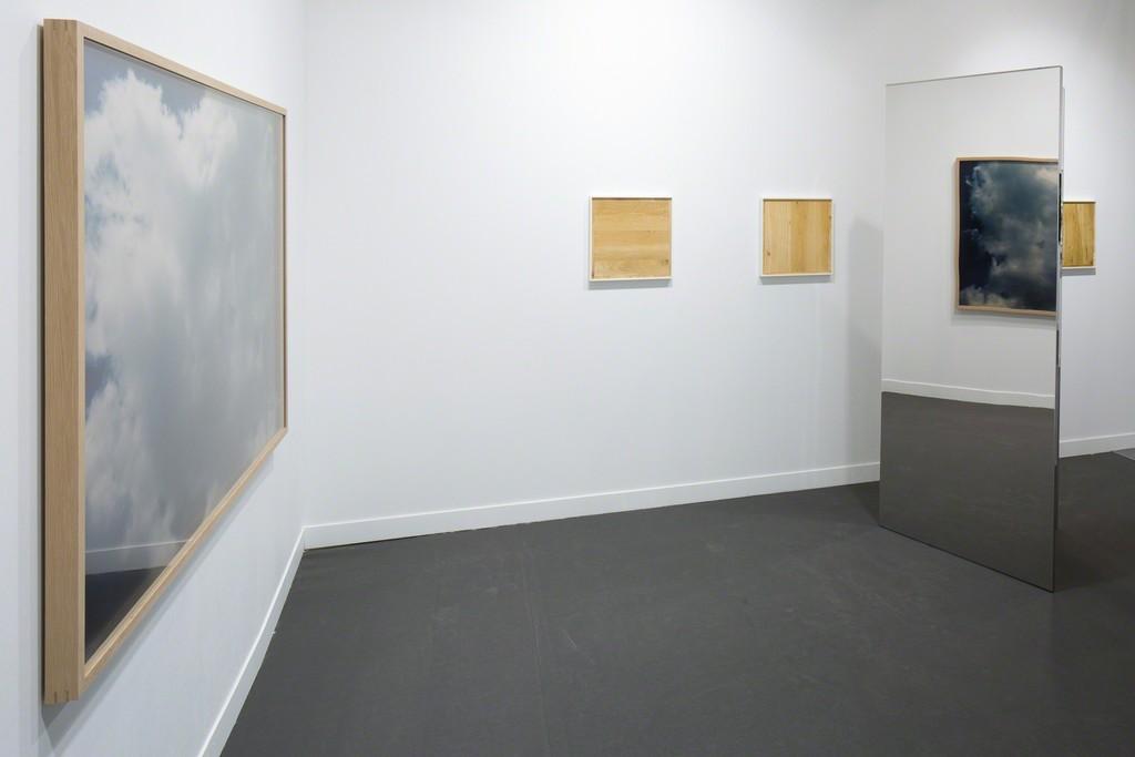 Adrian Sauer, solo presentation at Paris Photo 2015