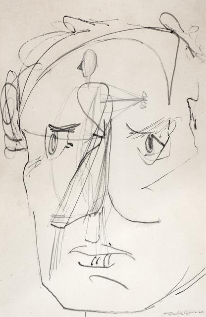 , 'Self Portrait,' ca. 1940, Ben Uri Gallery and Museum