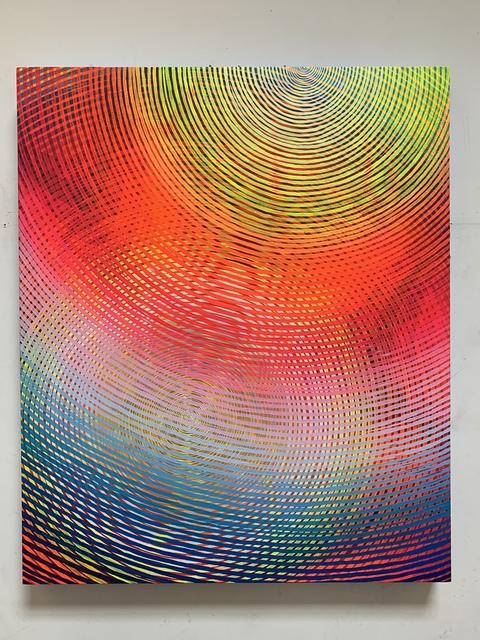 , 'Radiating Spectrum,' 2019, Galerie LJ