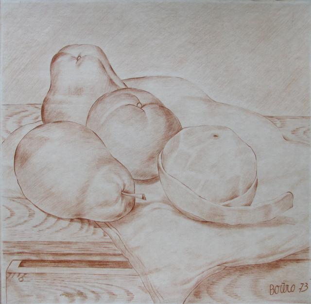 , 'Sin título (Bodegón),' 1973, Galeria Oscar Roman