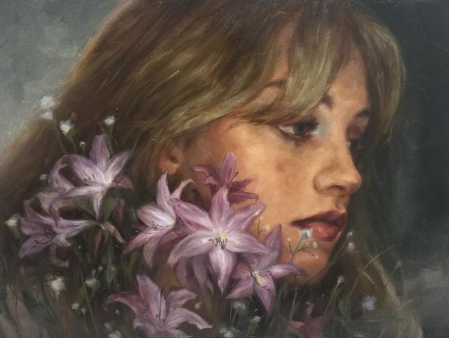 , 'Belladonna,' 2017, Flower Pepper Gallery