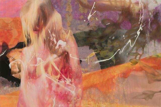 , '/ Under the Skin,' 2018, Yoshimi Arts