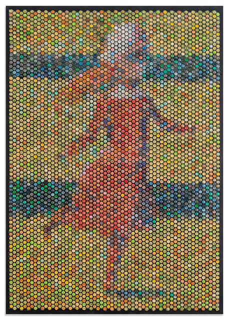 Bradley Hart, 'Little Girl Frolicking (Injection)', 2018, Anna Zorina Gallery