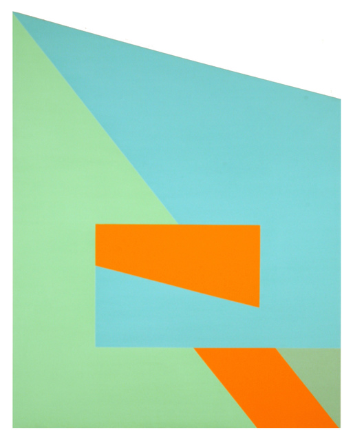 , 'Milespace,' 1980, David Richard Gallery