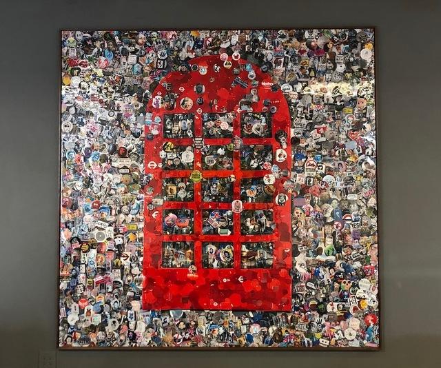 , 'Bus Booth,' 2019, L'Atelier Ldep Concierge & Gallery