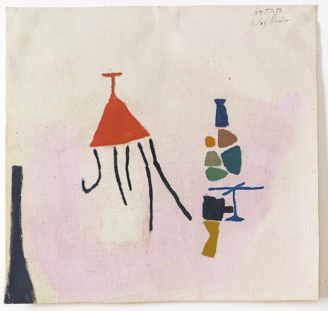 , '19. III. 56,' 1956, Galerie Schlichtenmaier
