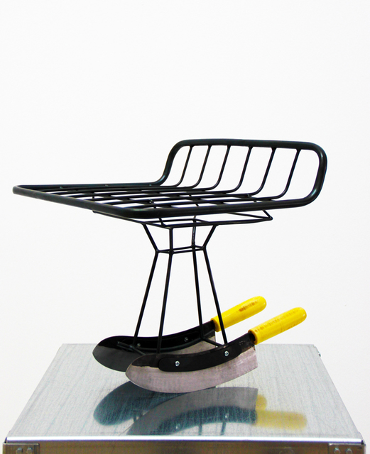 Serkan Demir, 'A Study for a Chair', 2015, artSümer