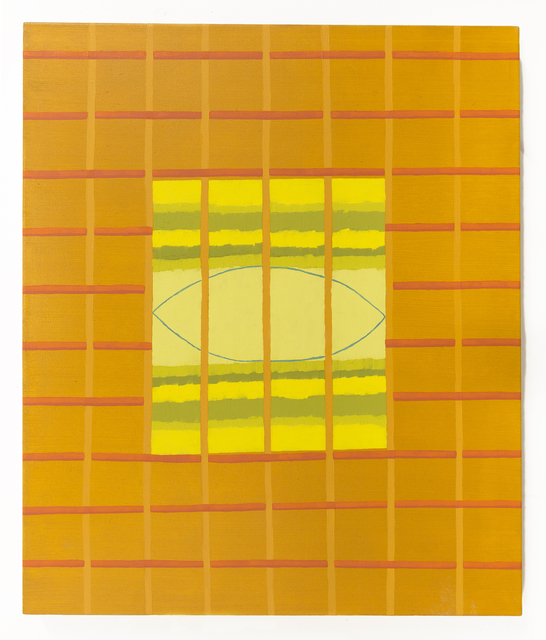 , 'Untitled (Square Portal I) ,' 2016, DC Moore Gallery