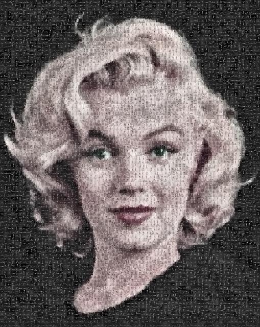 , 'Forever Marilyn,' 2015, Tangent Contemporary Art