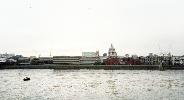, 'River Thames, London,' 2002, Danziger Gallery