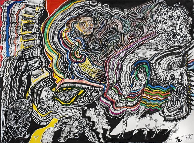 , 'Cosas veras,' 2015, Galería Rubbers Internacional