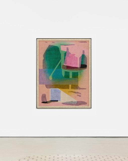 David Renggli, 'Desire Painting: Lago di Pillgreen', 2019, Wentrup