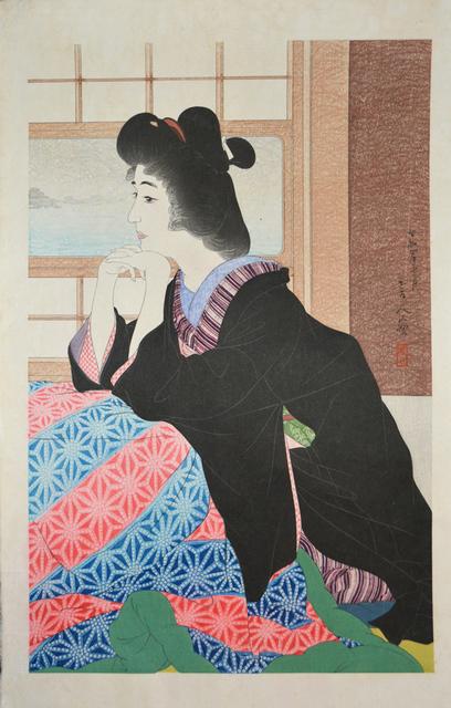 Kotondo Torii, 'Snow', 1929, Ronin Gallery