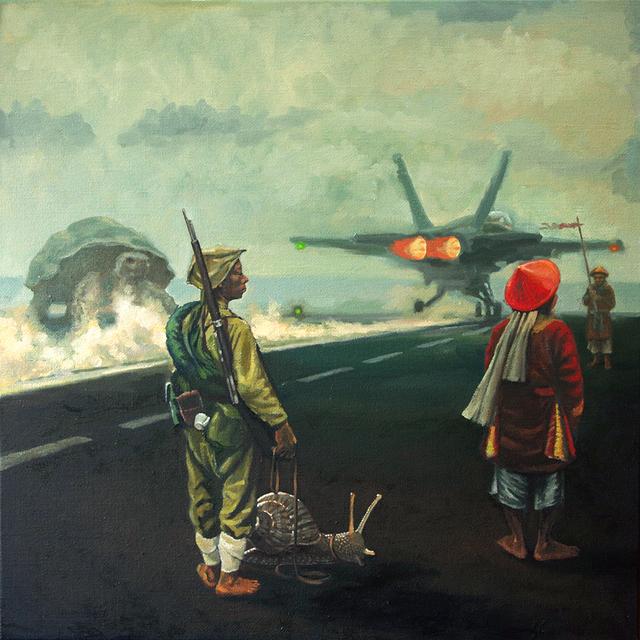 , 'The Deck Crew,' 2014, Art Vietnam Gallery