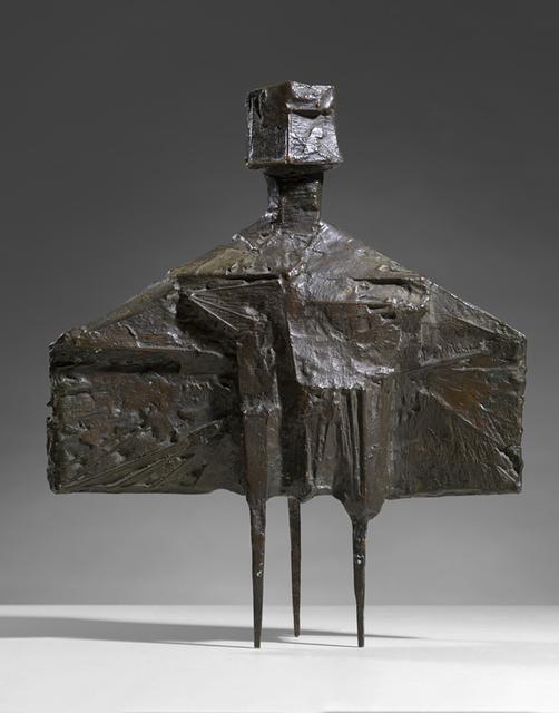 , 'Maquette for Stranger,' 1961, Osborne Samuel