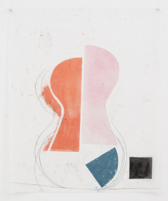 , 'Broken Key Figure,' 2017, Red Arrow Gallery