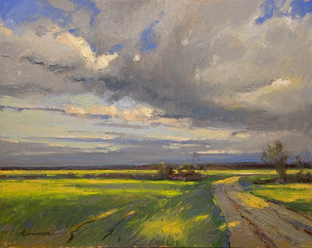 , 'Blowing Light,' , Addison Art Gallery