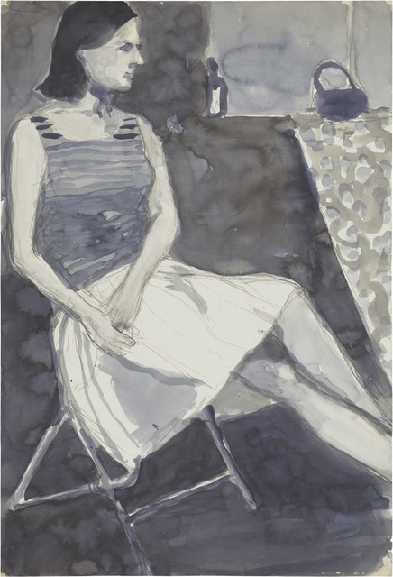 , 'Untitled,' ca. 1967, Richard Diebenkorn Foundation