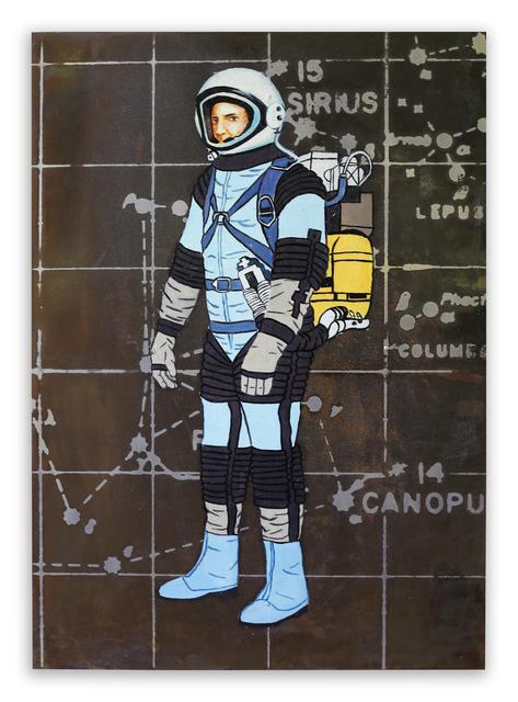 , ' PT Besok Jaya : LAPAN Suit Studies #9,' 2016, Mizuma Art Gallery