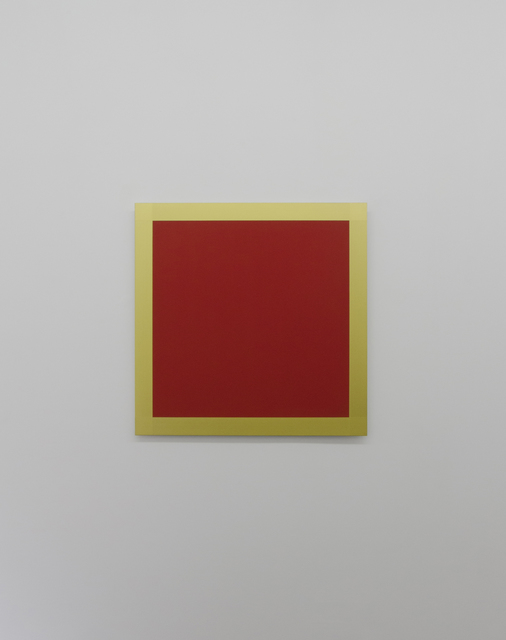 , 'Red / Gold,' 2007, Bartha Contemporary