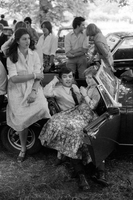 , 'Eton College, 4th June,' 1978, Les Douches La Galerie