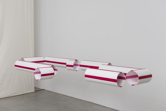 , 'Pintura Circular [Circular Painting],' 2017, Galeria Luisa Strina