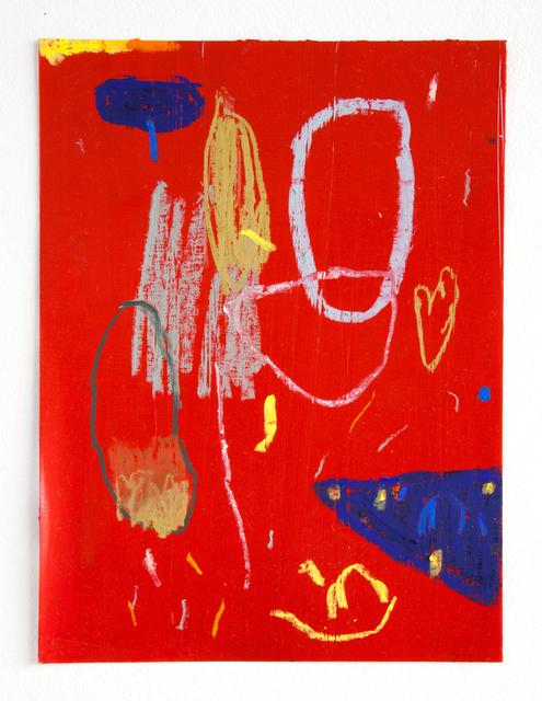 , 'Pequeno Rojo Series #2,' 2019, Mirus Gallery