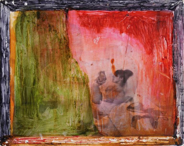 Dorothy Iannone, 'A Summer's Day', 1968, Painting, Felt pen on polaroid, Air de Paris