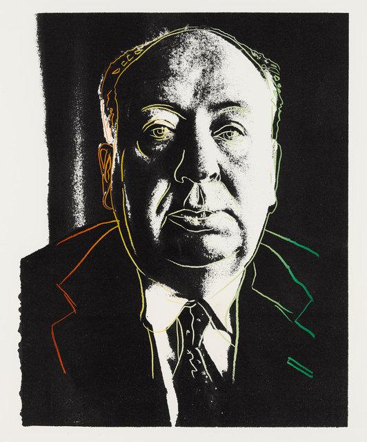 , 'Alfred Hitchcock F&S IIIB.14a,' 1983, Fine Art Mia