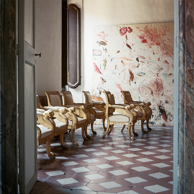 , 'Cy Twombly in Rome 1966, Untitled #19,' 1966, Bernheimer Fine Art