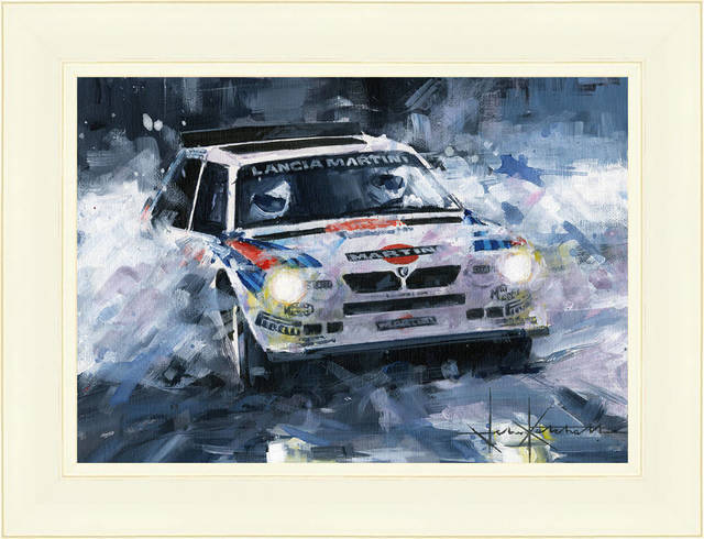 , '1985 RAC Rally,' 2008-2016, Whyte Fine Art